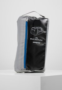 Patagonia - BLACK HOLE DUFFEL 55L UNISEX - Sports bag - black - 6