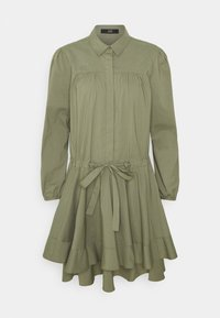 BROOKE FANCY DRESS - Shirt dress - jungle