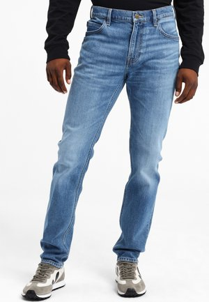 RIDER - Jeansy Slim Fit - dark blue