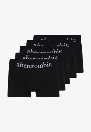 UNDERWEAR BASIC SOLIDS 5 PACK - Boxerky - black