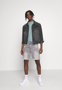 Only & Sons - ONSPLY - Jeansshorts - grey denim - 1
