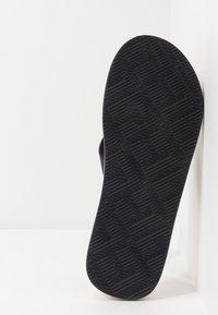 Tommy Hilfiger - SIGNATURE BEACH - T-bar sandals - blue - 4