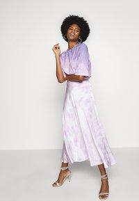 Guess - ARIELLE SKIRT - A-line skirt - purple - 1