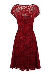 HotSquash - LACE - Cocktail dress / Party dress - red - 2