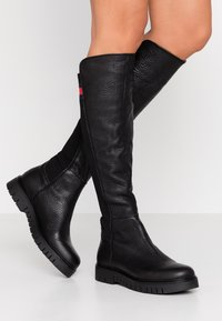 Tommy Jeans - YVONNE  - Boots - black - 0