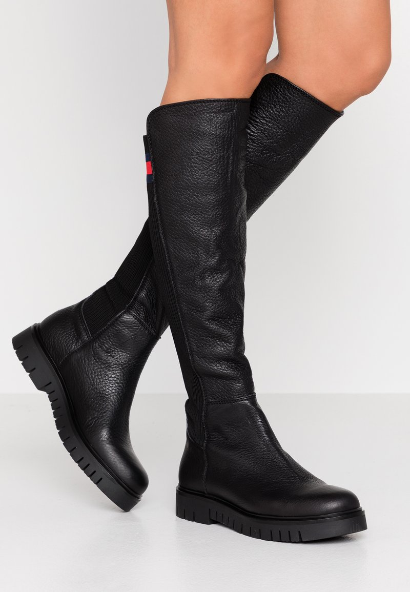 Tommy Jeans - YVONNE  - Boots - black