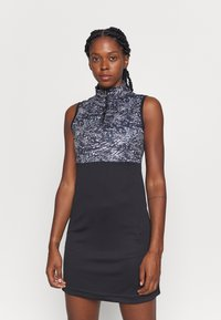 Daily Sports - LUNA DRESS - Sports dress - black - 0