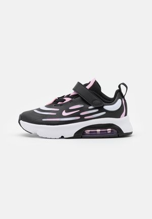 AIR MAX EXOSENSE - Sneakers - white/light arctic pink/black