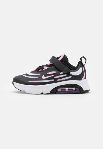 AIR MAX EXOSENSE - Sneakers basse - white/light arctic pink/black