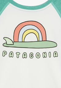 Patagonia - BABY COOL DAILY CREW - Top s dlouhým rukávem - birch white - 3