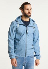 Schmuddelwedda - Light jacket - denimblau - 0