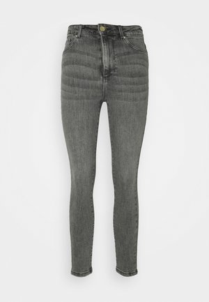 VMLOA SKINNY - Jeans Skinny - medium grey denim