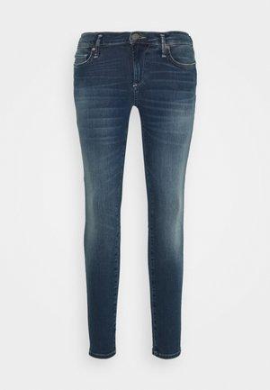 HALLE DEEP - Skinny džíny - blue