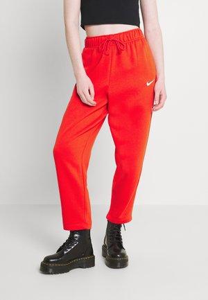 Pantalon de survêtement - chile red/white