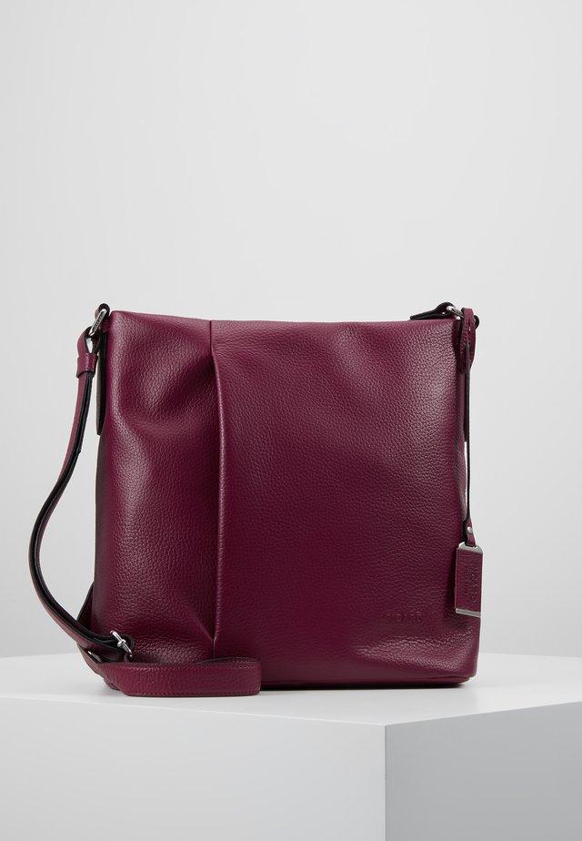 PURE - Handbag - berry