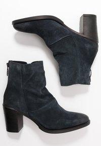 MJUS - Kotníkové boty - ink - 3