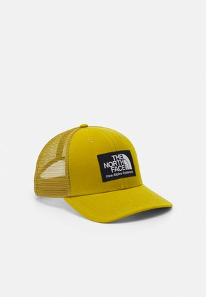 DEEP FIT MUDDER TRUCKER UNISEX - Cap - matcha green