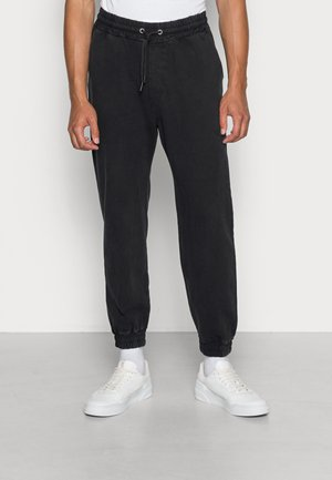 MALEO STRUCTURED  - Pantalon de survêtement - vintage black
