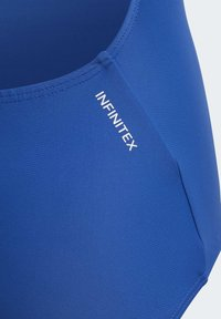adidas Performance - BADGE OF SPORT SWIMSUIT - Maillot de bain - blue - 4