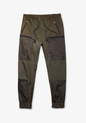 PM CB RELAXED CUFFED TRAINER - Broek - combat