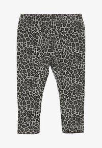 Name it - NBFLALA - Leggings - Trousers - grey melange - 2