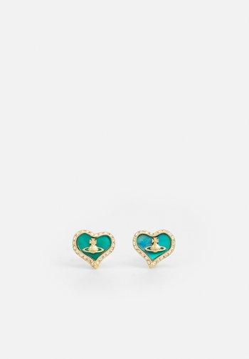 PETRA EARRINGS - Earrings - gold-coloured