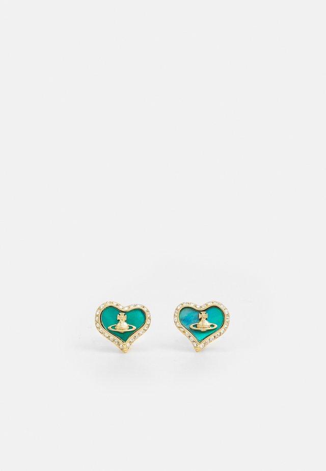PETRA EARRINGS - Boucles d'oreilles - gold-coloured