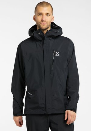 ASTRAL GTX JACKET - Hardshelljacka - true black
