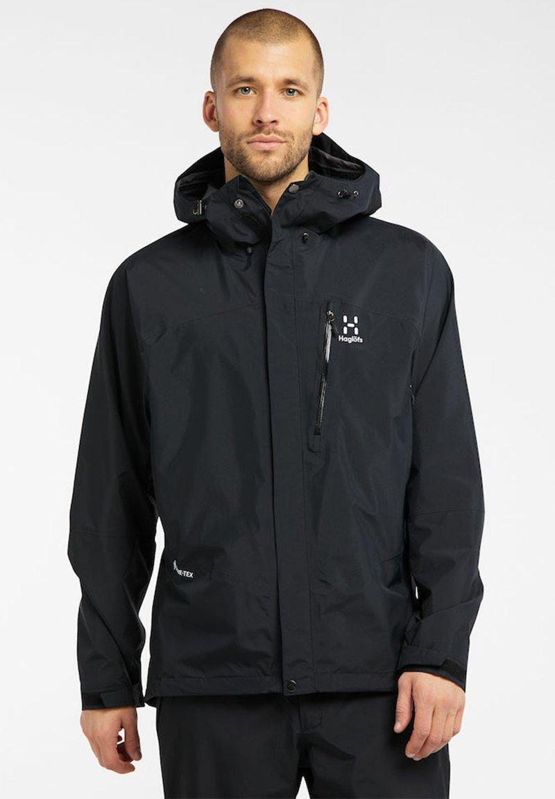 Haglöfs - ASTRAL GTX JACKET - Hardshell jacket - true black