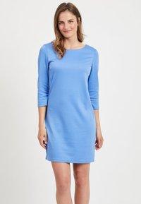 Vila - VITINNY - Day dress - blue - 0