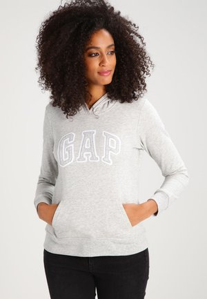 Hoodie - light heather grey