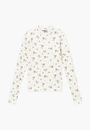 TEENS FLORAL  - Long sleeved top - offwhite