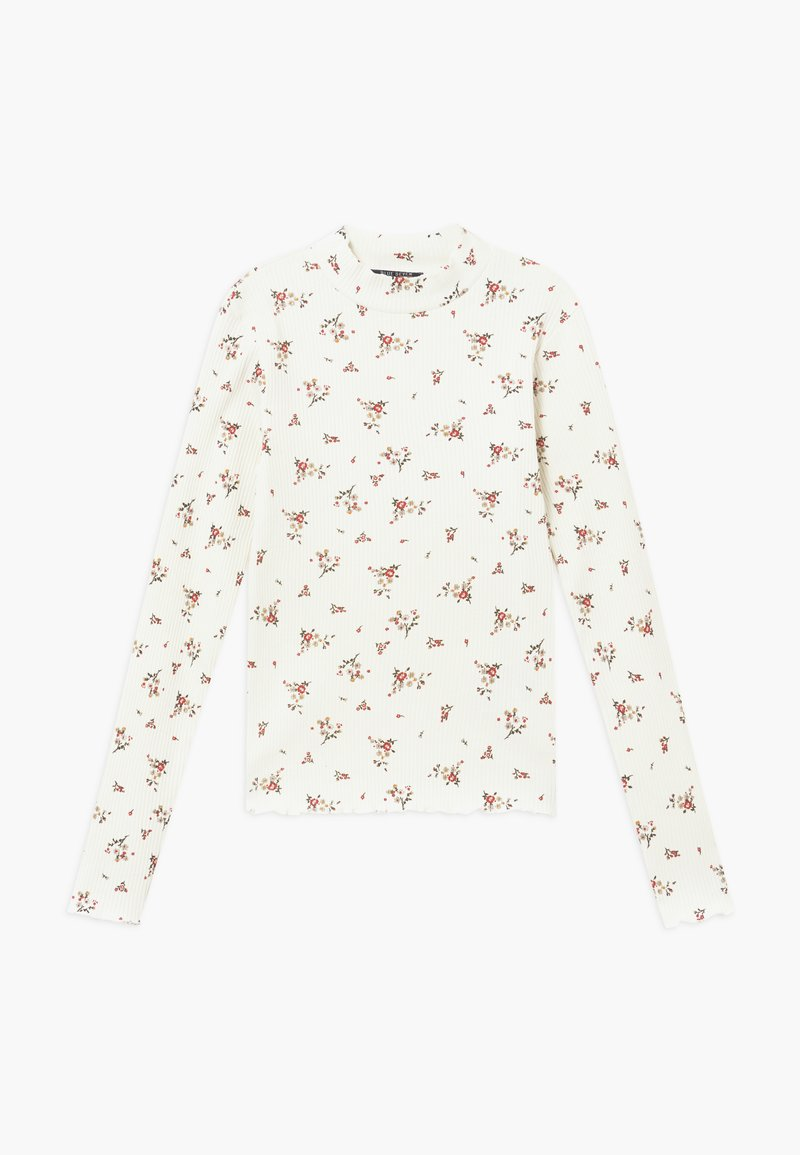 Blue Seven - TEENS FLORAL  - Long sleeved top - offwhite