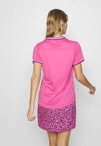 Cross Sportswear - NOSTALGIA - T-shirt z nadrukiem - heather - 2