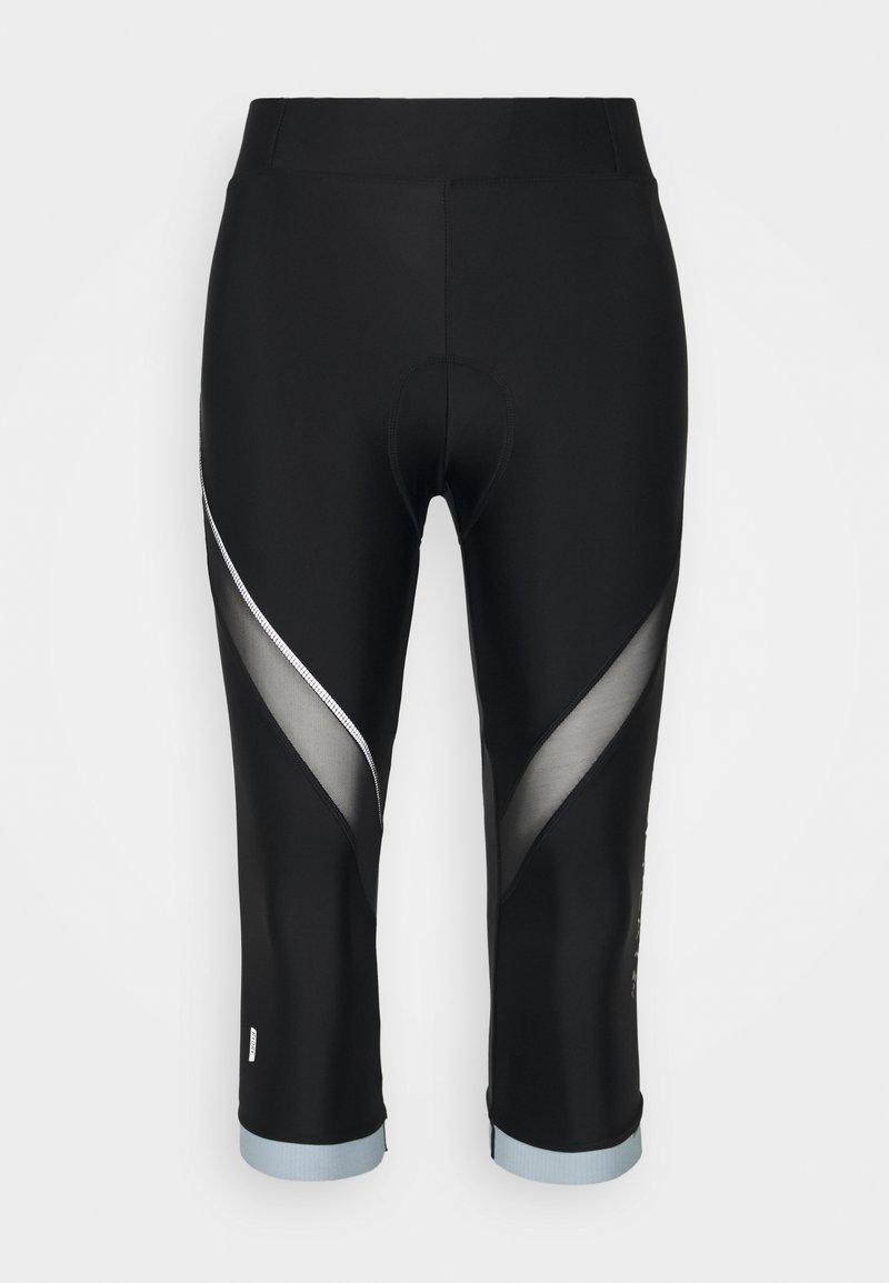 ONLY Play - ONPPERFORMANCE BIKE - 3/4 Sporthose - black/gray mist