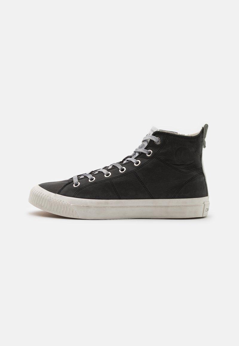 Crime London - Sneakers alte - black