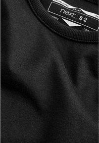 Next - 2 PACK - Long sleeved top - black - 2