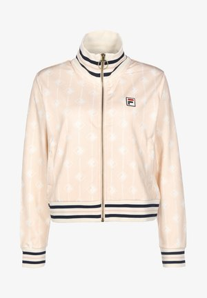 Summer jacket - sepia rose/blanc de blanc