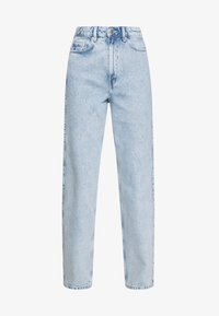 Weekday - ROWE  - Jeans baggy - aqua blue - 3