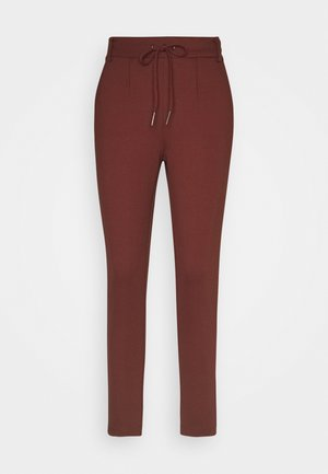 POPTRASH EASY COLOUR  - Tracksuit bottoms - fired brick