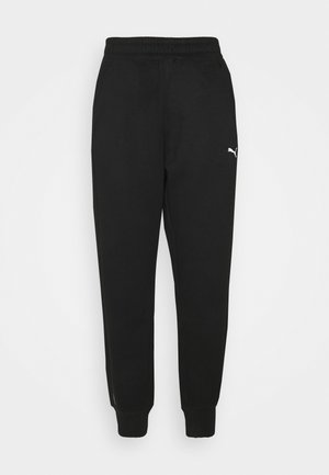 TRAIN FAVORITE PANT - Tracksuit bottoms - black