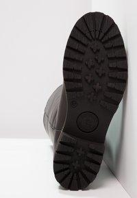 Panama Jack - BAMBINA IGLOO TRAVELLING  - Winter boots - black - 5