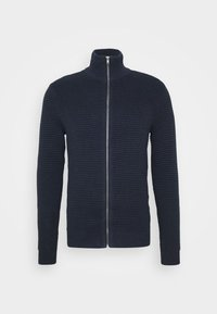 Pier One - Cardigan - dark blue - 4