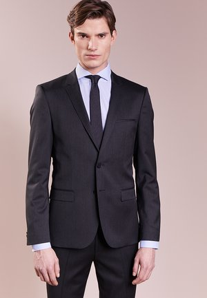 ALISTER - Suit jacket - charcoal