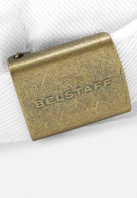 Belstaff - PHOENIX LOGO UNISEX - Kšiltovka - white - 4