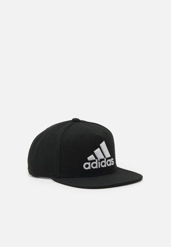 SNAPBA LOGO UNISEX - Cap - black/black/white