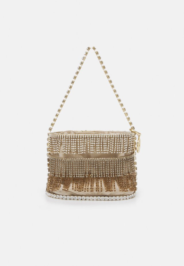 GINGER MINI - Borsa a mano - gold-coloured