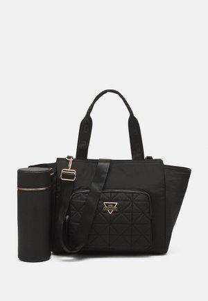 SET - Bolso shopping - black
