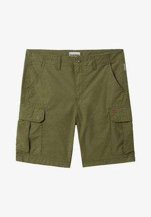 NOTO - Shorts - green cypress
