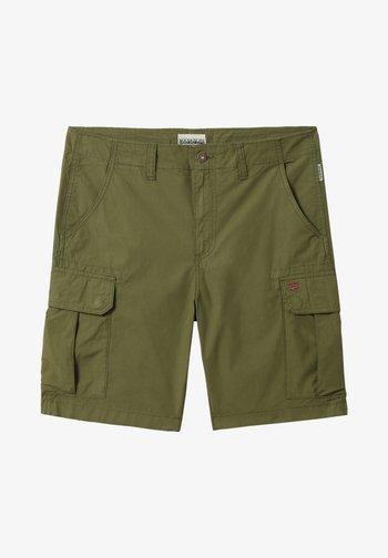 NOTO - Shorts - green cypress
